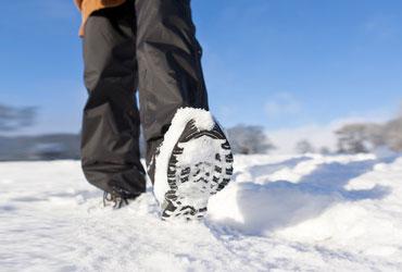 Обувь для зимних каникул для вашего ребенка